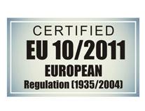 Certified EU 10/2011