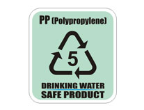 Polypropylene Drinking Water Safe Product