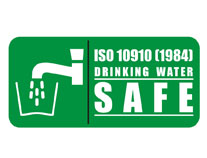 ISO 10910/1984  Drinking Water Safe